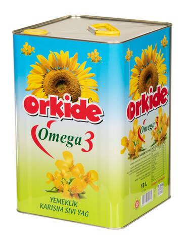 Omega 3 Yağı 18 LT Teneke