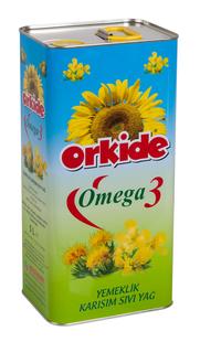 - Omega 3 Yağı 5 LT Teneke