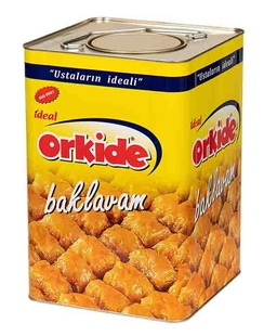 - Orkide Baklavam 18 LT Teneke