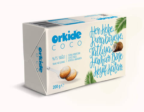 Orkide Coco Margarin