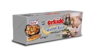 - Orkide Mutfak Keyfi %70 Yağlı Blok Margarin 2.5 KG